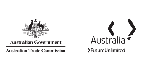 Australian Trade Commission Logo