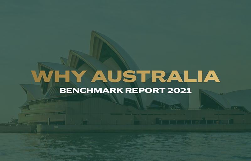 Austrade Benchmark Report 2021