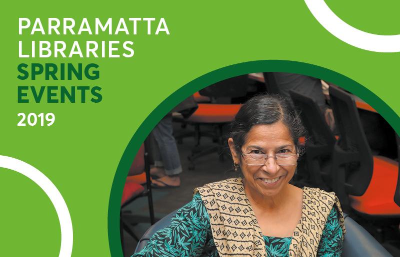 Parramatta Libraries Spring Events 2019