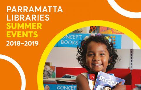 Parramatta City Library Summer Events Guide