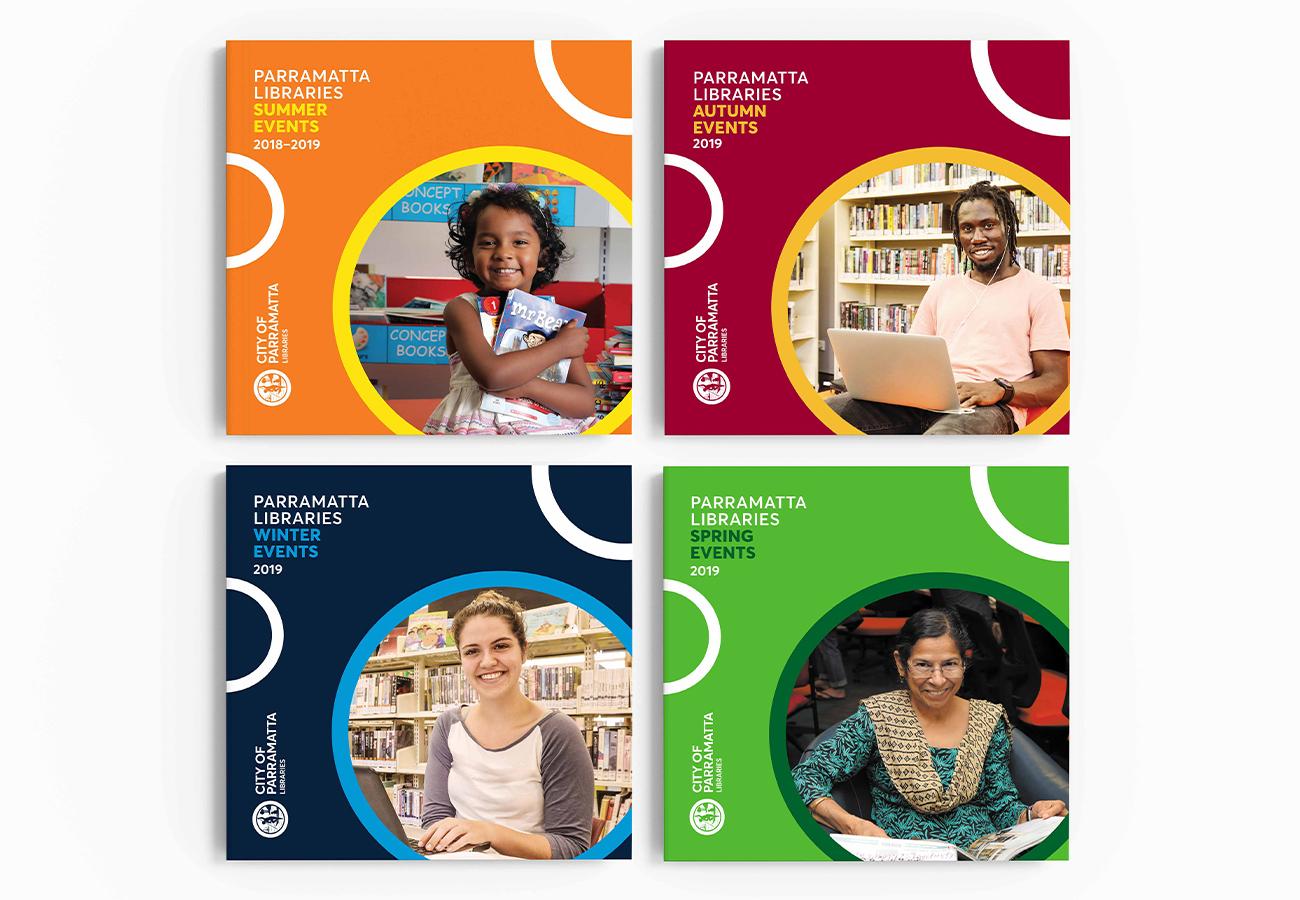Parramatta City Libraries Events Calendar