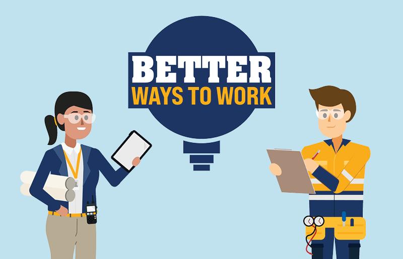 Better Ways to Work