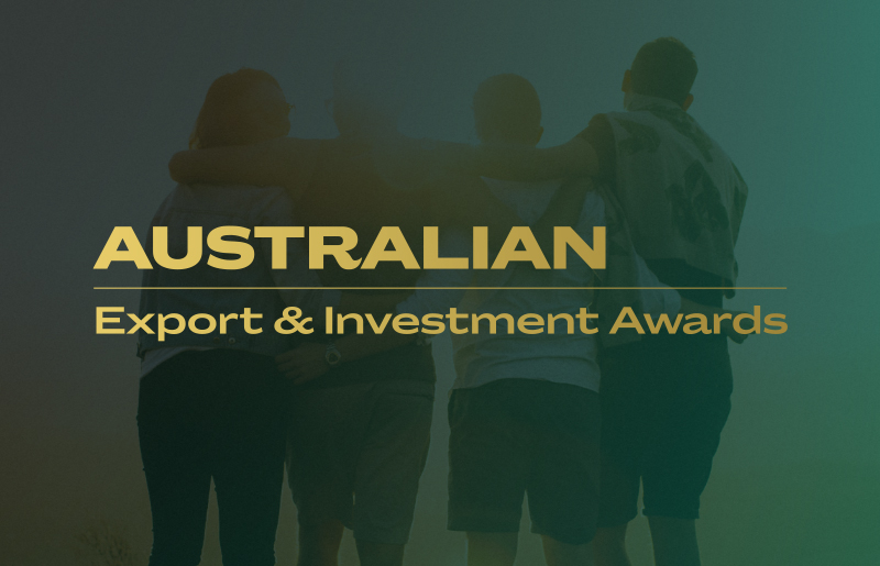 Australian Export & Investment Awards