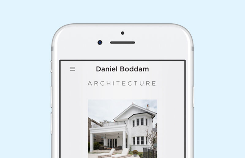 Daniel Boddam Web Design