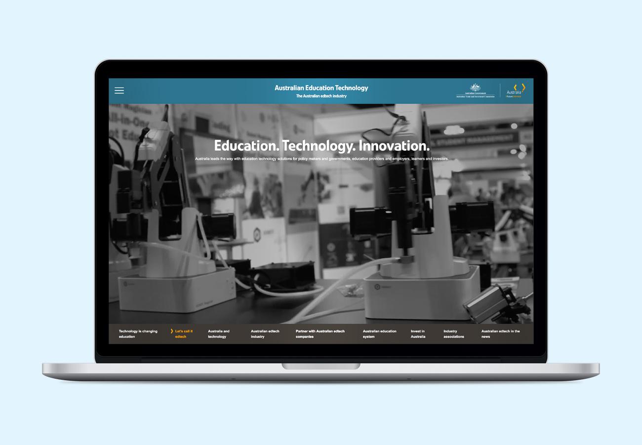 Austrade Edtech Report