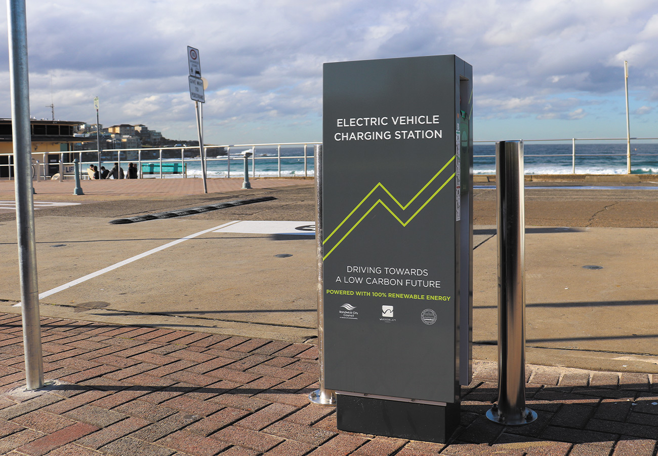 EV Charge Stations
