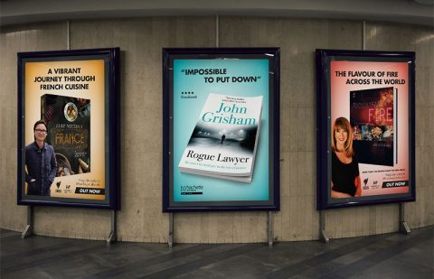 JCDecaux Outdoor Campaign