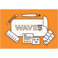 Branding of Waves Fitness & Aquatic Centre