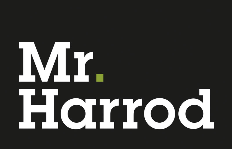 Mr. Harrod Visual Identity