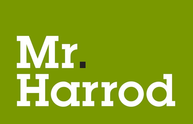 Mr Harrod Visual Identity