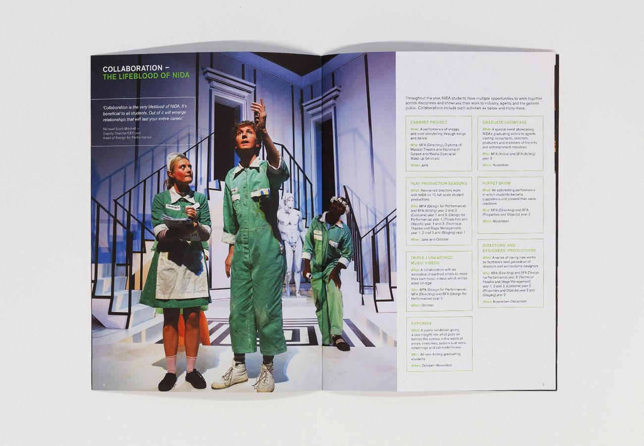 NIDA Course Guides 2018 Graphic Design