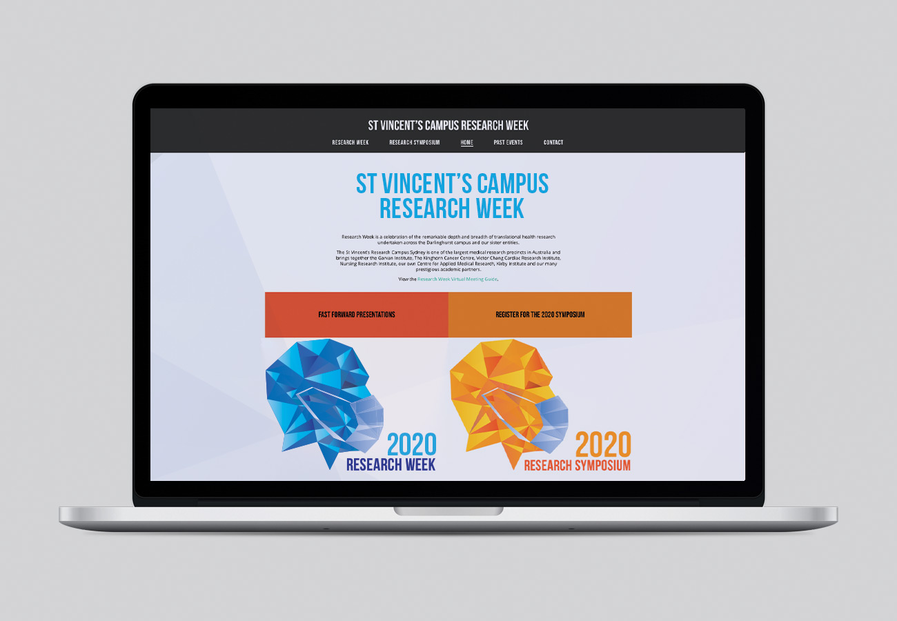 St Vincent's Research Campus Research Week 2020