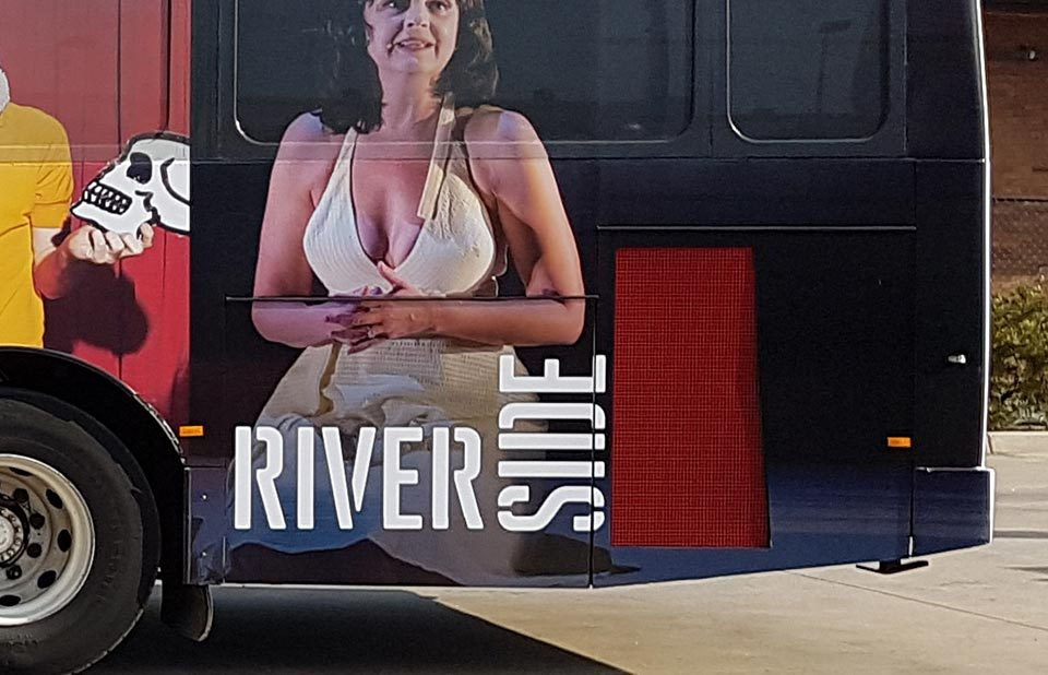 Environmental Design - Riverside Parramatta Bus