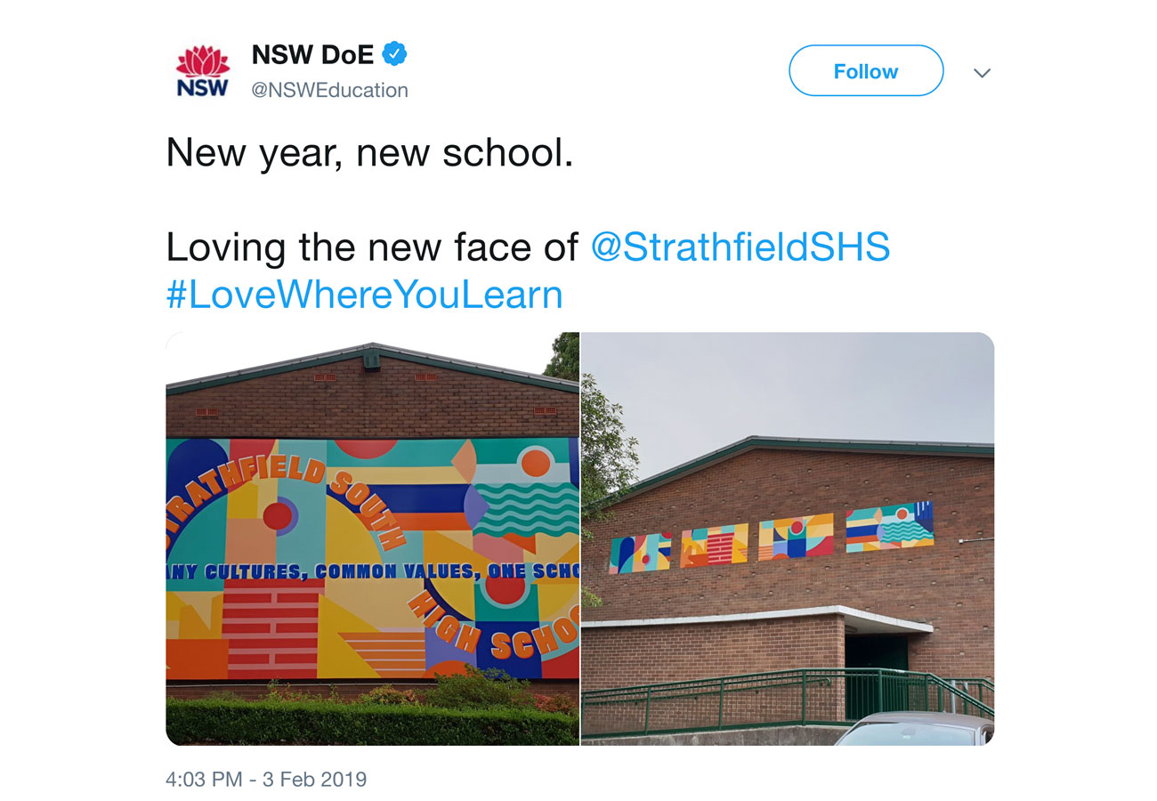Strathfield South High School