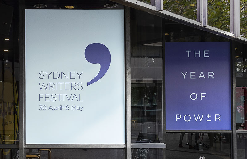 Sydney Writers' Festival Design