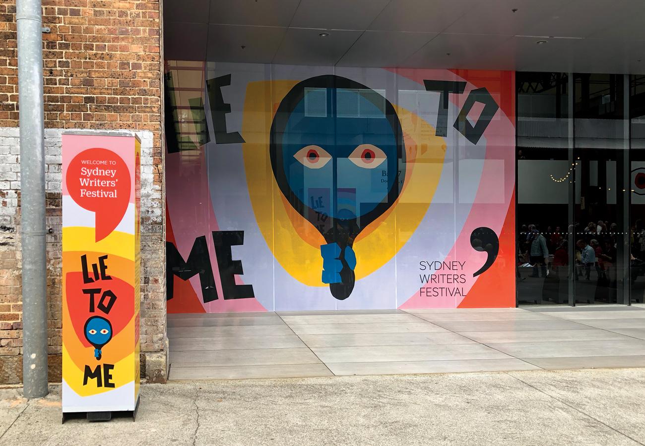 Sydney Writers' Festival 2019