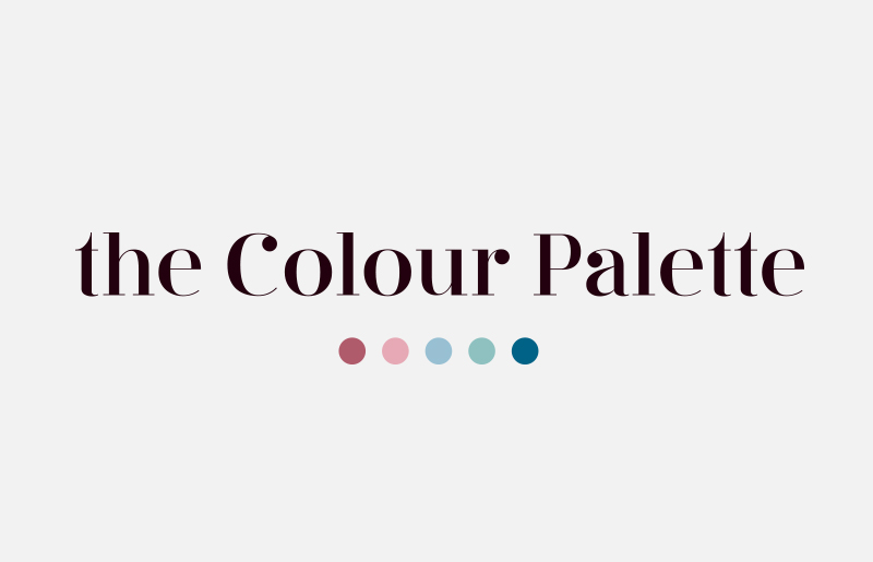 The Colour Palette Visual Identity