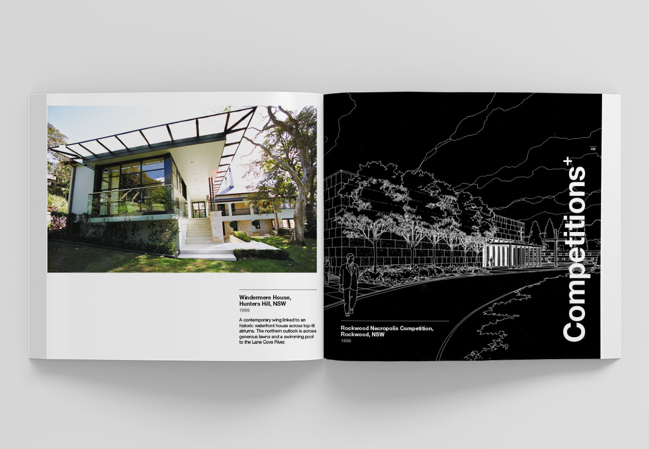 TKD Architects 40+ Book