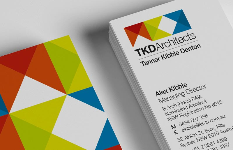 TKDA Visual Identity
