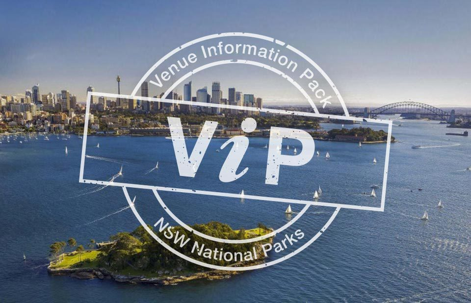 NSW National Parks and Wildlife Service Venue Information Packs