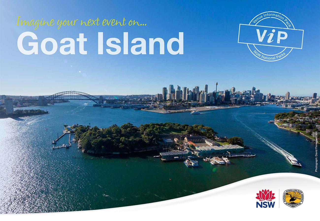 NSW National Parks & Wildlife Service Venue Information Packs