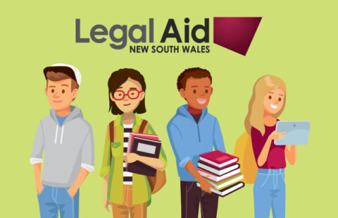 Legal Aid NSW What Are My Legal Right? Publication